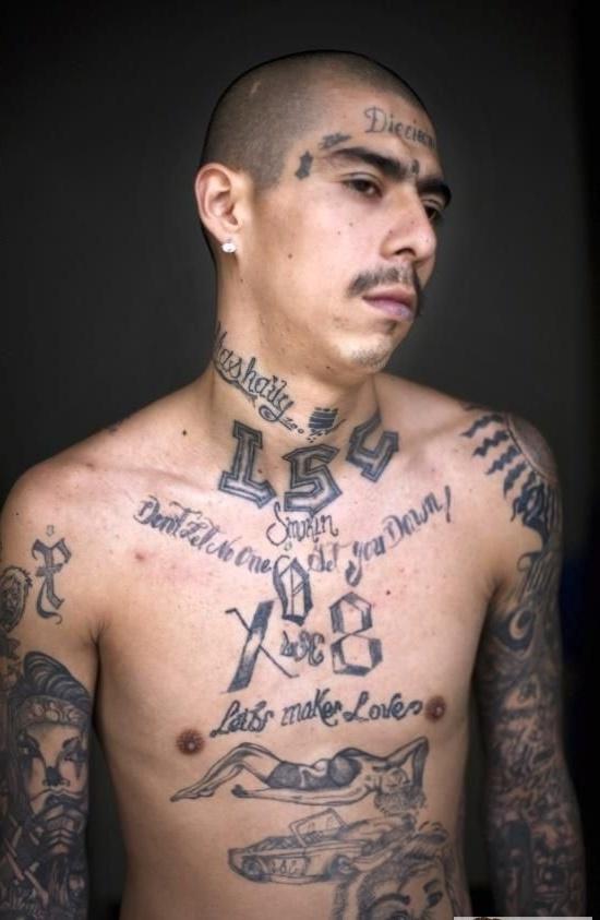 Tatted Latino